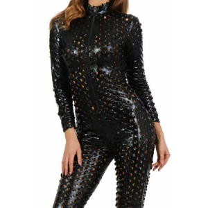 Catsuits 18262-BK one size