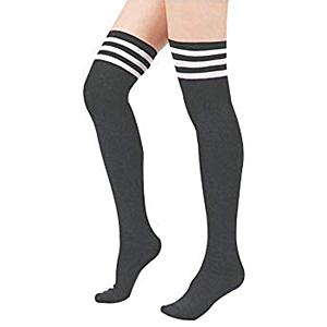 Athlete over the knee socks