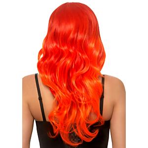 Ombre long wavy wig