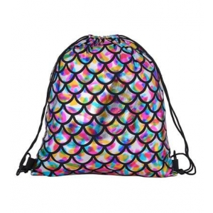 Rainbow Scale Dap Bag