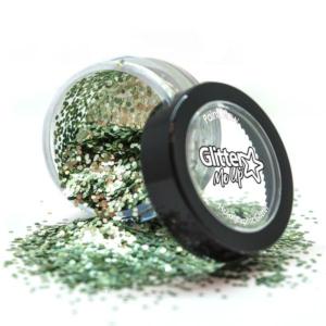 Bio Degradable Loose Glitter (SPARKLE) - Green