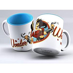 DC Comics Mug Wonder Woman Chain