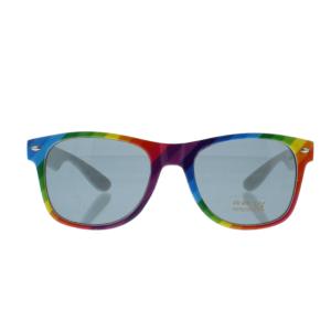 Rainbow Framed UV400 Sunglasses