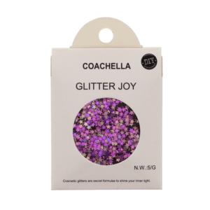 Coachella - Assorted Design Glitter for Skin, Hair & Nails