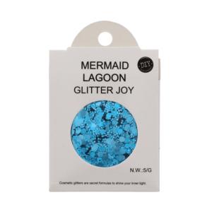 Mermaid Lagoon - Assorted Design Glitter for Skin, Hair & Nails
