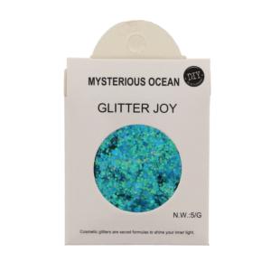 Mysterious Ocean - Assorted Design Glitter for Skin, Hair & Nails