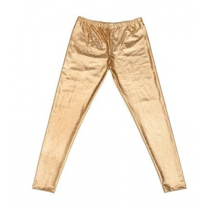 Gold Hotpants to Fit Men
