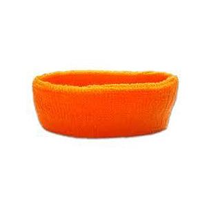 Neon Orange Head Band