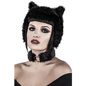 Le Chat Noir Ear Muffs [B]
