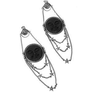 Dreaming Moon Earrings [S]