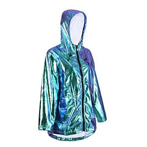 S/M Aqua Raincoat S/M
