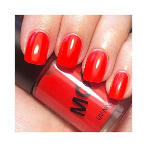 Intense Neon UV Nail Polish - Intense Red-M3027