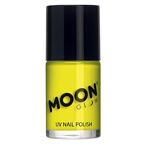 Intense Neon UV Nail Polish - Intense Yellow-M3034