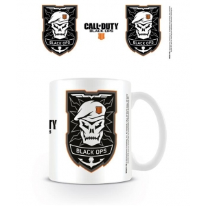 Call of Duty Black Ops 4 Mug Logo