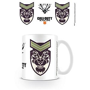Call of Duty Black Ops 4 Mug Ruin Symbo