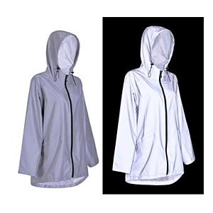 Reflective Raincoat S/M