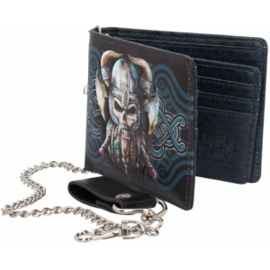 Danegeld Wallet With Chain Poly Bag