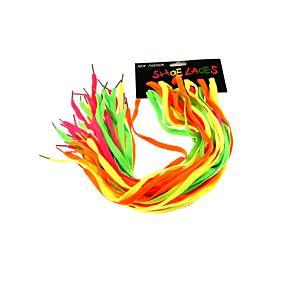 Neon Assorted Shoelaces