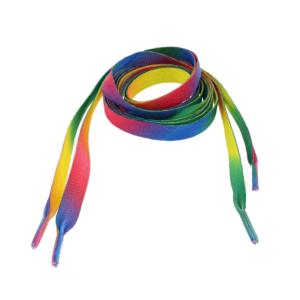 Pair of Rainbow Shoelaces
