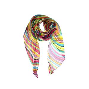 Assorted Colour Striped Sash (3 in 1)