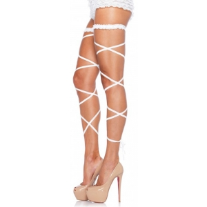 Leg wrap set - White