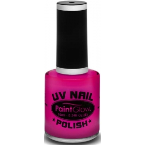 UV Nail Polish (PRO) 10ml- magenta