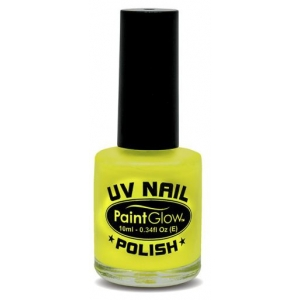 UV Nail Polish (PRO) 10ml-yellow