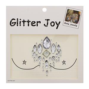 AB Crystal Boob Gems/ Jewels - Style A